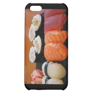 Tuna Salmon Whitefish Sushi Giftts Cards  iPhone 5C Cases