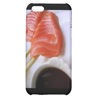 Tuna Sushi Kabobs W/Soy Gifts Cards Etc iPhone 5C Cover