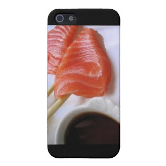 Tuna Sushi Kabobs W/Soy Gifts Cards Etc iPhone SE/5/5s Cover