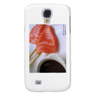 Tuna Sushi Kabobs W/Soy Gifts Cards Etc Samsung S4 Case