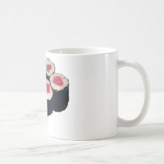 Tuna Sushi Roll Coffee Mug