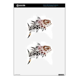 Tuna Xbox 360 Controller Decal