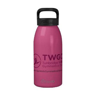 Tunbridge mana botella de agua del club de la gimn