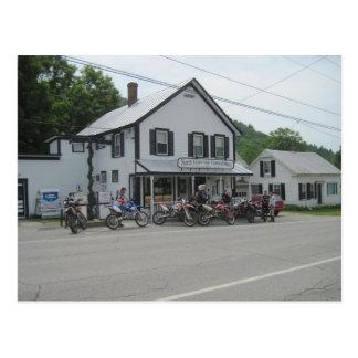 Tunbridge VT tienda general julio de 2012 del Postales