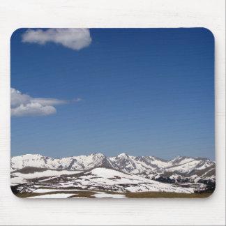 Tundra alpina alfombrillas de raton