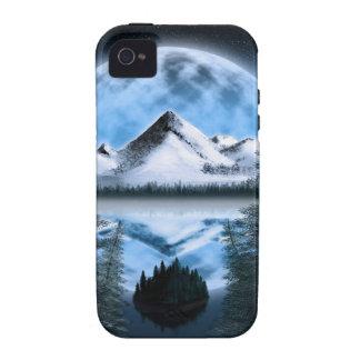 Tundra Moonrise Vibe iPhone 4 Case