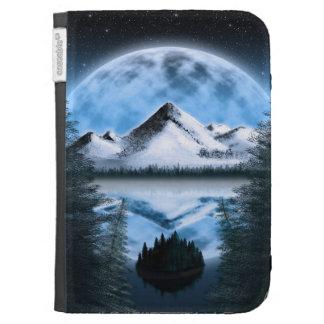 Tundra Moonrise case for Kindle