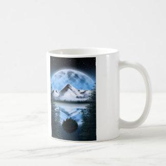 Tundra Moonrise Mug