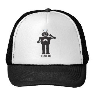 Tune In Bot Apparel Trucker Hat