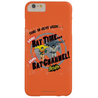 Tune In Next Week Graphic Barely There iPhone 6 Plus Case