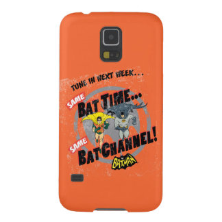 Tune In Next Week Graphic Case For Galaxy S5