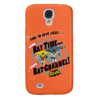 Tune In Next Week Graphic Galaxy S4 Cover