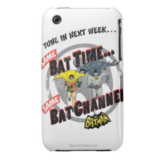 Tune In Next Week Graphic iPhone 3 Case-Mate Case