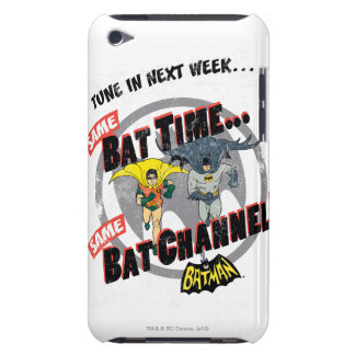 Tune In Next Week Graphic iPod Touch Case