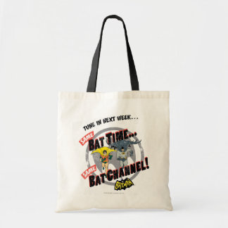 Tune In Next Week Graphic Tote Bag