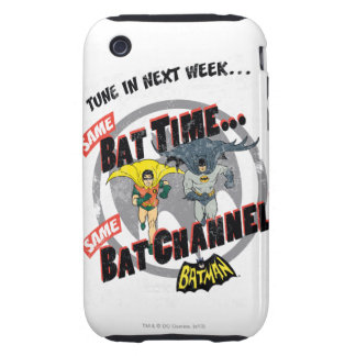 Tune In Next Week Graphic Tough iPhone 3 Cover