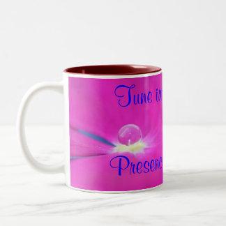 Tune into mug