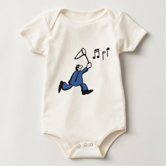 tune more catcher baby bodysuit