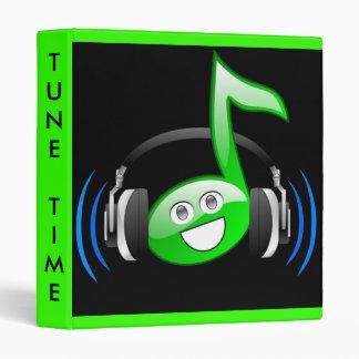 Tune Time CD Binder - Designer Cd Case