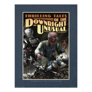 """Tune-Up of Terror Poster (18x24"""")"""