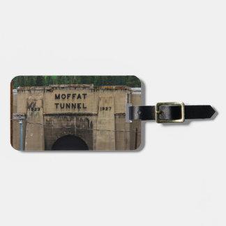 Túnel Colorado de Moffat Etiquetas Para Maletas