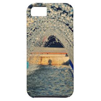 Túnel de agua iPhone 5 carcasa