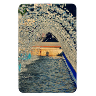 Túnel de agua iman flexible