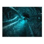 Túnel de agua postal