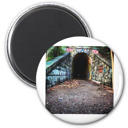túnel de Clinton Imanes