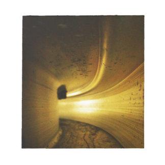 Túnel de la luz bloc