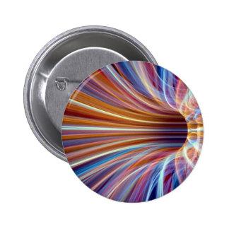 Túnel de la raya de la fibra óptica pin redondo 5 cm