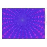 túnel de la tarjeta del amor