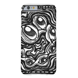 Túnel del caso del iPhone de ParanormalPrints 'de Funda De iPhone 6 Barely There