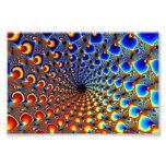 Tunel - Fractal Art Art Photo