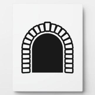 Túnel Placa De Plastico