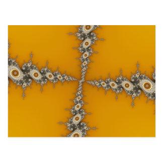 Túnel - postal del fractal