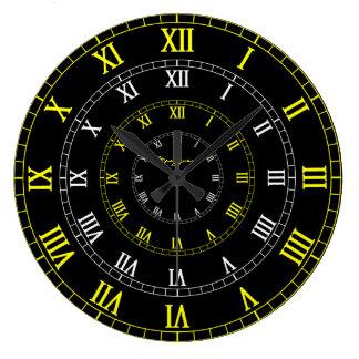 Túnel Vision Reloj Redondo Grande
