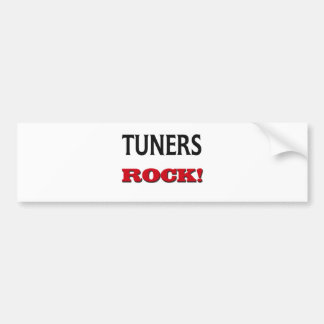 Tuners Rock Bumper Stickers
