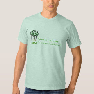 Tunes In The Trees Festival Shirt 2014