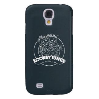 TUNES™ LOONEY que es toda la gente Funda Para Samsung Galaxy S4