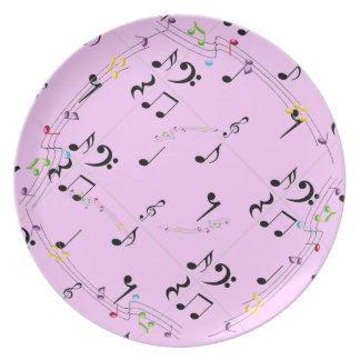 Tunes Plate