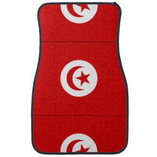 Túnez Alfombrilla De Auto