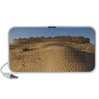 Túnez, área de Ksour, Ksar Ghilane, ergio magnífic iPod Altavoces