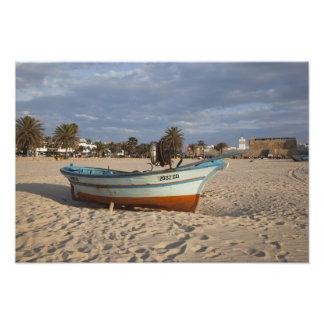 Túnez, Bon del casquillo, Hammamet, costa, Kasbah Fotografía
