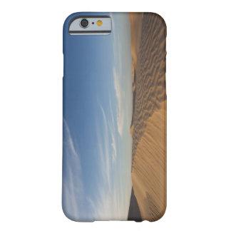 Túnez, desierto del Sáhara, Douz, gran duna, Funda Para iPhone 6 Barely There