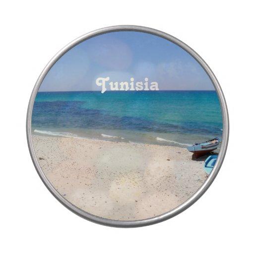 Túnez Jarrones De Dulces