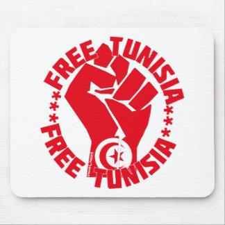 Túnez libre tapete de ratón