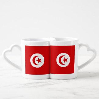 Túnez Tazas Para Parejas