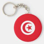 Túnez TN Llaveros Personalizados