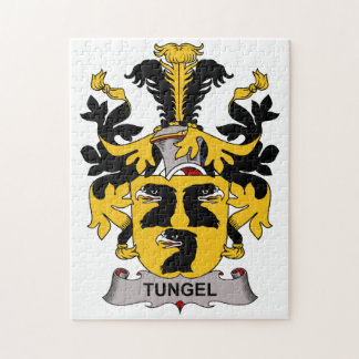 Tungel Family Crest Puzzles